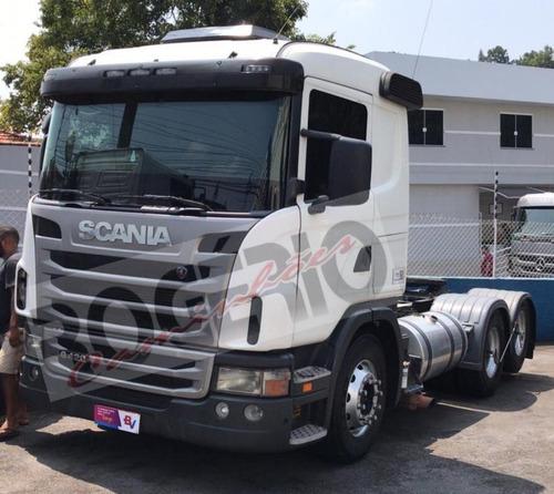 scania g 420 6x2 2011 com retarde optcruze rogerio caminhoes