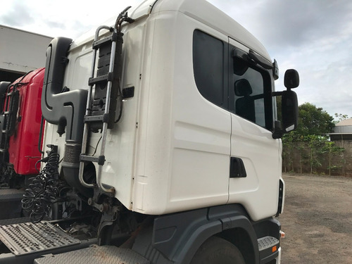 scania g-420 ano 2010 revisões na scania
