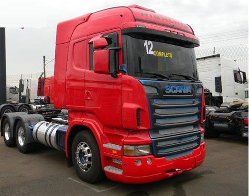 scania g 420 truck 2012