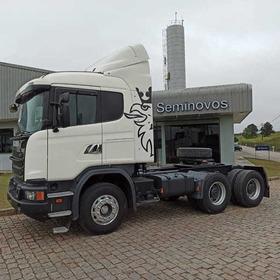 Scania G 440, 6x4, 2018 Scania Seminovos Pr