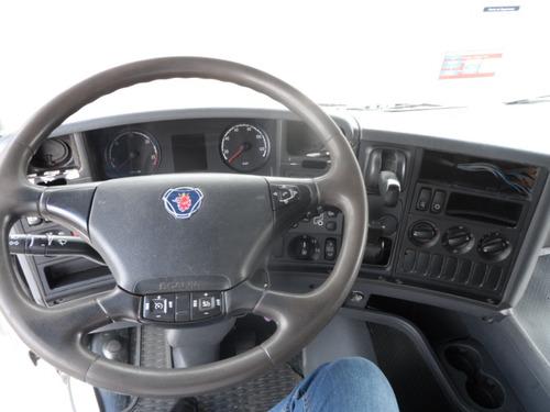 scania g 440 6x4 bug pesado cab leito 2014/2015 opticruise
