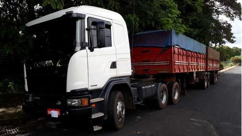 scania g 440 6x4 cavalo traçado 2014 158.000 km r$ 240.000.