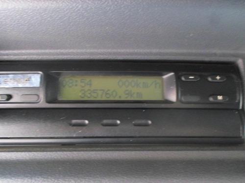 scania g 440 6x4 modelo 2016 bug pesado 310.724km