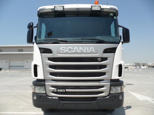 scania g 460 la  6x4 2017 con bonificaciones exclusivas