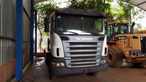 scania g 470 6x4 ano 2009/2009 guincho (extra pesado) kabi
