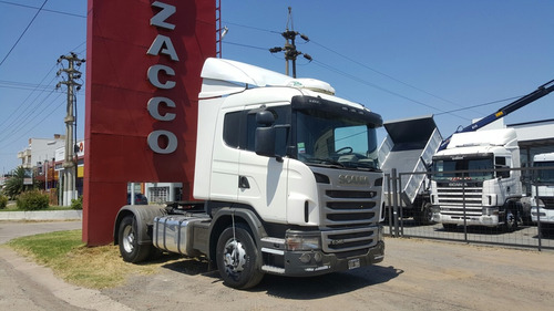 scania g340 2012 impecable tractor zaccocamiones