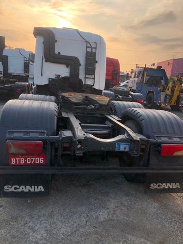 scania g380 6x2 2009