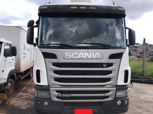 scania g380 a6x2 2010