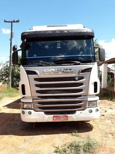 scania g400 6x2 ano 2012 caminhão de camera frigorifica