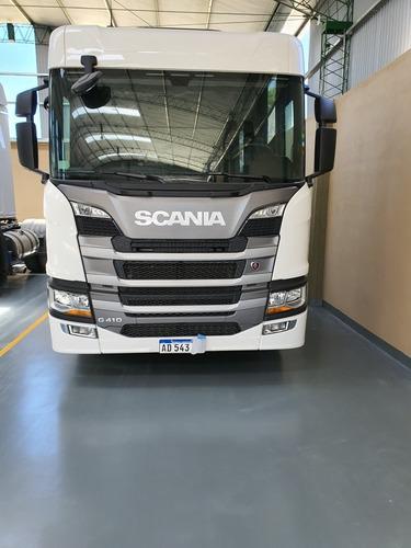 scania g410 0km, automàtico full full, chasis largo