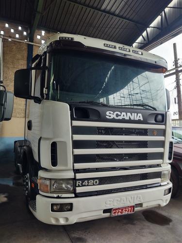 scania g420 2003 estado de  nova  demais 120000