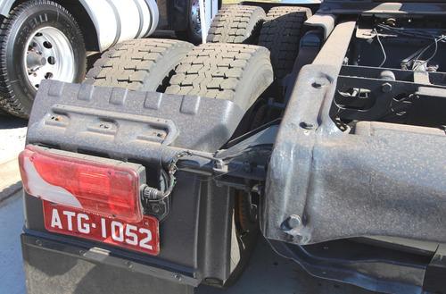 scania g420 - 2010/10 - 6x4 i pneus novos (atg 1052)