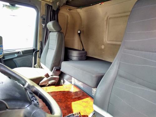 scania g420 6x2 420 2011, ótima, único dono, garantias