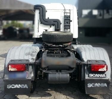 scania g420 6x4 2011