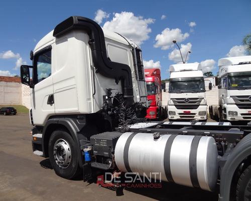 scania g420 6x4 bug leve ano 2011/11  de santi caminhões