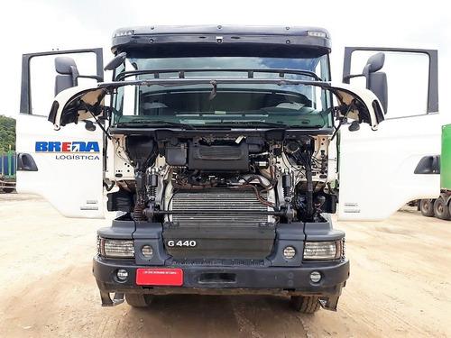 scania g440 bug pesado ar condicionado traçado 6x4