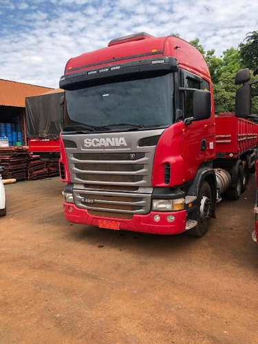 scania highline 124 420 6x2 ano 2011 valor r$220,000,00