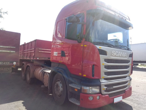 scania highline  r 440 6x2 ano 2012/2012   total de 5