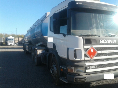 scania p-124 ga nz 6x2 360 2007 precio y estado ideal!!!!!!