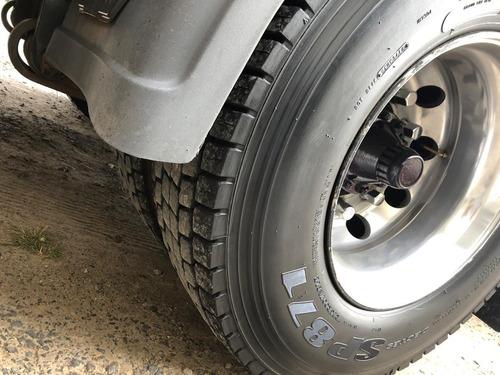 scania p 310 4x2 2015 e carreta facchini 2018 com pneus