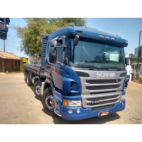 Scania P 310 B8x2 Bitruck Opticruise 2014 2014