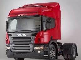 scania p 340 2006 à 2011 agregados em grande transportadora