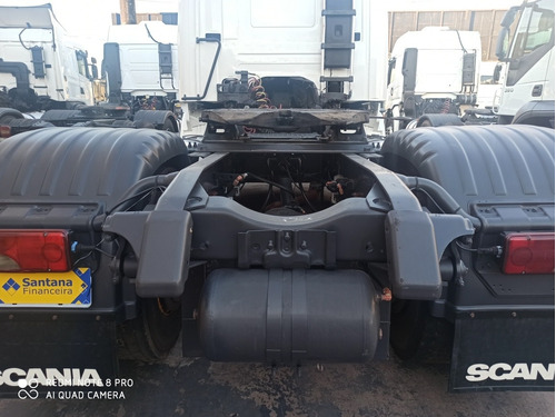 scania p 340 2010 4x2
