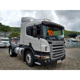 Scania P 340 Ano 2010 Toco
