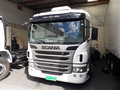 scania p 360 4 x 2 ano 2013 automática