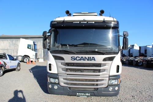 scania p-360 4x2 2012/2012