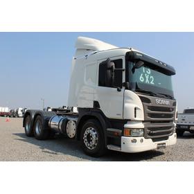 Scania P 360 6x2  Truck Trucado 2013/2013