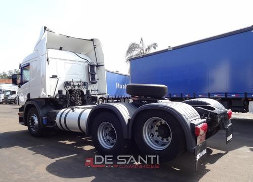 scania p 360 6x2 2013/13 de santi caminhões
