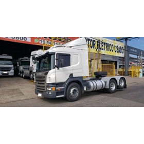 Scania P 360 6x2 2013/2014 Completa