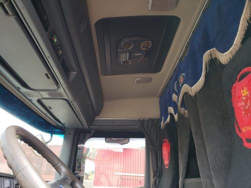 scania p 360 6x2 ano 2013/2013 automática único dono