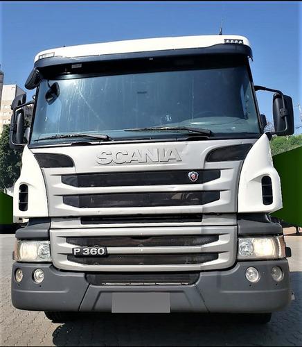 scania p 360 6x2 opticruise 2016 / 2016