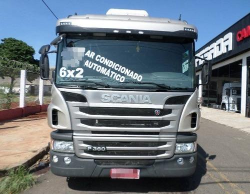 scania   p 360 b  6x4  2p ano  2018