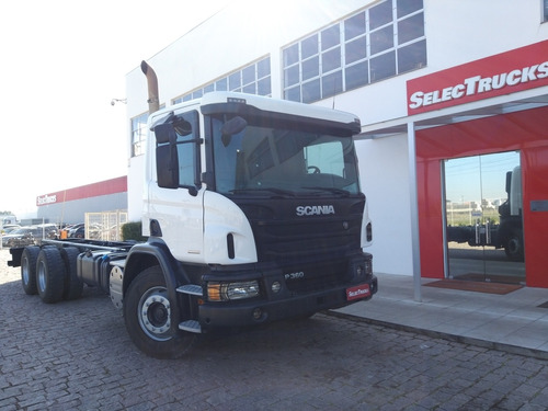 scania p 360 - selectrucks