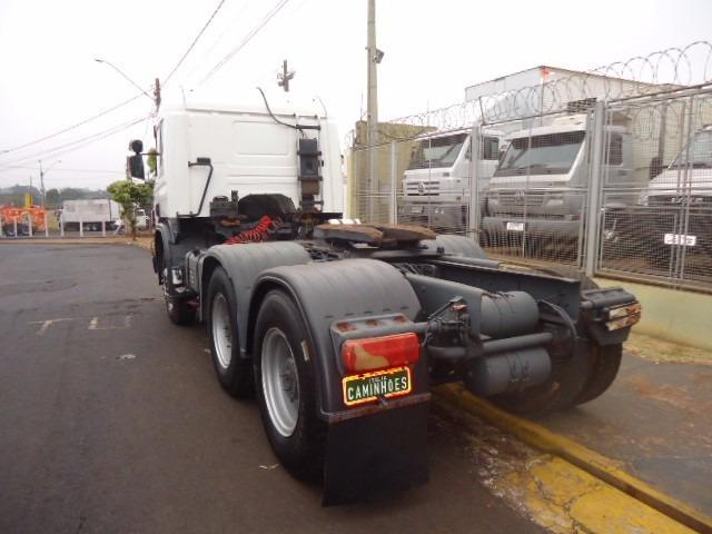 scania p 420 a 6x4 2008 bug pesado cabine leito