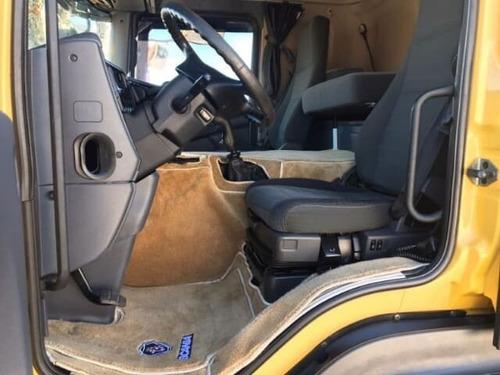 scania p 94  270 bitruck carroceria  completo ano 2011