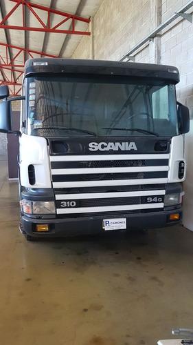 scania p 94g - 310 - 6x2 - año: 1999.