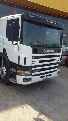 scania p114 - 6x2 -330 - año: 2005.