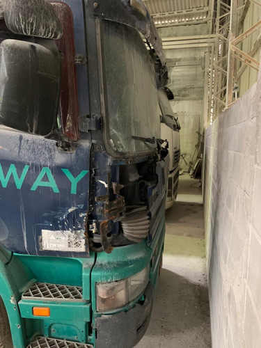 scania p124 ga 400 - cavalo truck