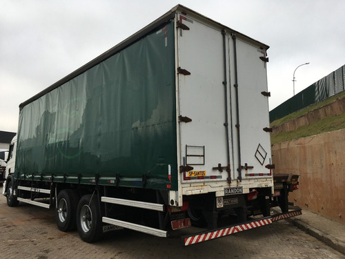 scania p250 6x2 2012 c/ sider mb/volks/ford/iveco/volvo