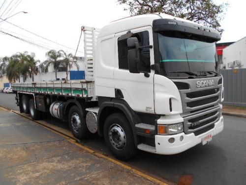 scania p310 2013 bitruck único dono itália caminhões