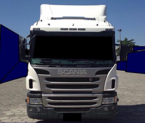 scania p310 4x2 opticruse ano 2014