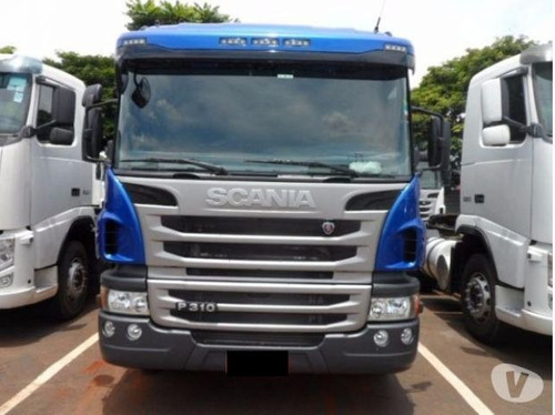 scania p310 automatica bitruck completa 2017/18 0km