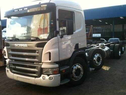 scania p310 * bi-truck * 2018