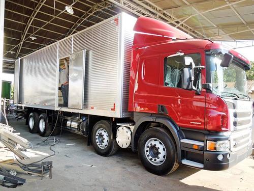 scania p310 bitruck automatica completa 2017/18 0km