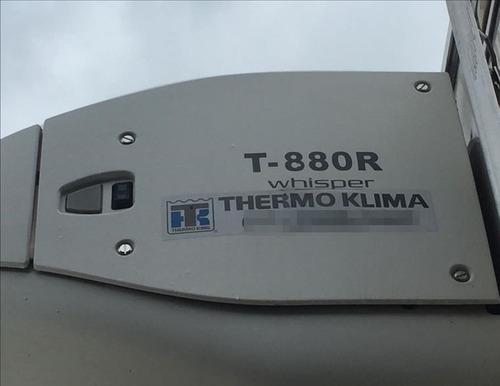 scania p310 bitruck  bau câmara  fria 2018