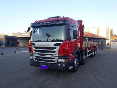 scania p310 bitruck carroceria 2014